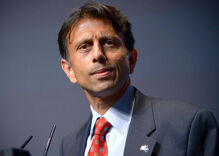 WATCH: If elected, Gov. Jindal will sign order protecting Christians from LGBTs