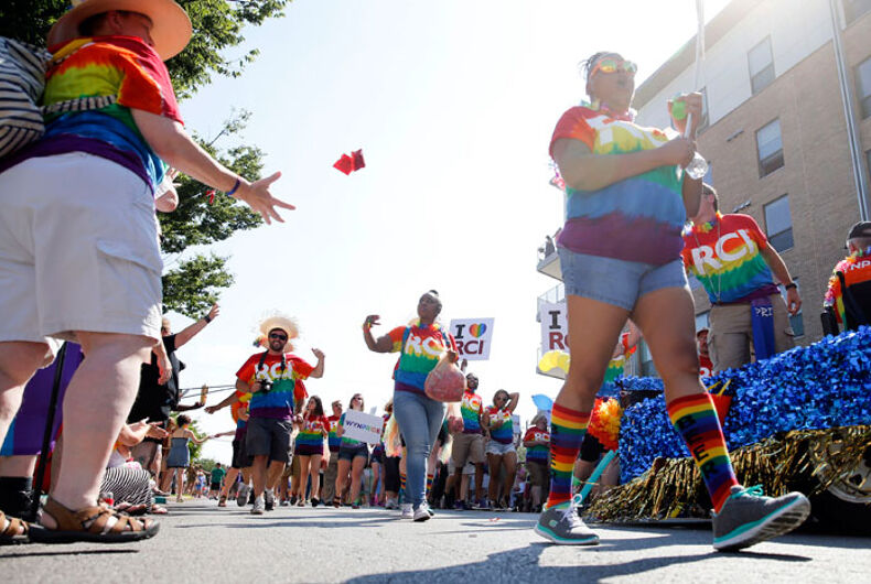 Indianapolis honors LGBTQ people of color in Pride proclamation