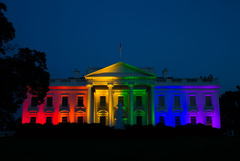 Obama issues Pride Month proclamation