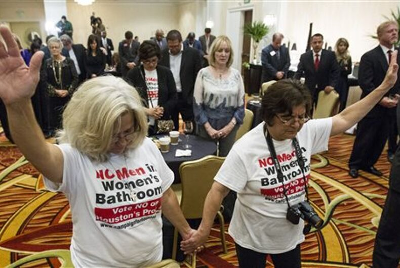 After the defeat of Houston LGBT-rights measure, what happens next?