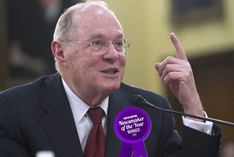 And The Winner Of Your LGBTQNation 'Newsmaker of the Year' Is…