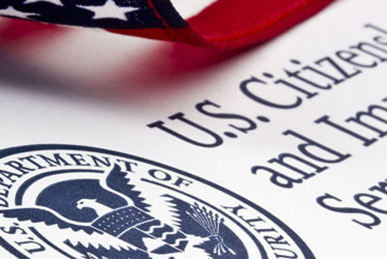 Trump's immigration policy is breaking up LGBTQ families & putting lives at risk