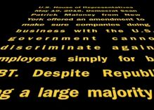 The Republican Empire Strikes Back (against LGBT people)