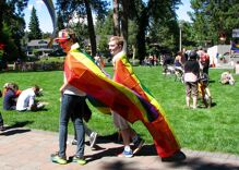 Pride in a small town: Emerging signs of LGBT equality